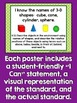 "Kindergarten Common Core Math Standards - Kid Friendly ""I"