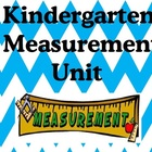 Kindergarten Common Core Measurement Unit