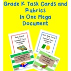 Kindergarten Common Core Standards Mega Pack