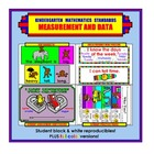 Kindergarten Core Standards: Math: Measurement & Data