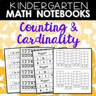 Kindergarten Counting Printables for Math Journals