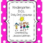 Kindergarten DOL--Daily Oral Language