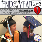 End of Year Celebration/ Graduation Song - {tune -Call Me