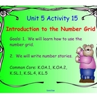 Kindergarten Everyday Math SMARTboard Activities for 5.15