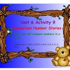 Kindergarten Everyday Math SMARTboard Activities for 6.9