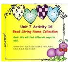 Kindergarten Everyday Math SMARTboard Activities for 7.16