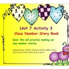 Kindergarten Everyday Math SMARTboard Activities for 7.3