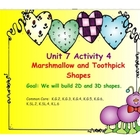 Kindergarten Everyday Math SMARTboard Activities for 7.4