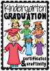 Kindergarten Graduation Craftivity + Certificate