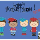 Kindergarten Graduation Literacy &amp; Math