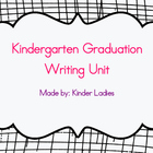 Kindergarten Graduation Writing Craftivity