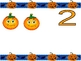 Kindergarten Halloween Math Counting Mats