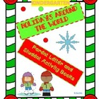 Kindergarten Holidays Around the World Parent Letter and S