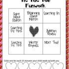 Kindergarten Homework Packet February