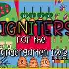 Kindergarten IWB Igniters - Quick Games for Basic Skills