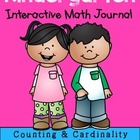 Kindergarten Interactive Math Journal {K.CC.3}