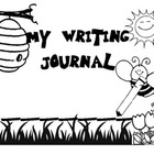 Kindergarten Journal Writing Paper Three Lines