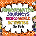 Kindergarten Journeys HFW Go Fish