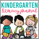 Kindergarten Literacy Journal