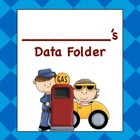 Kindergarten Math Data Folder