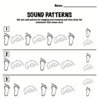 Kindergarten Math - Patterns - Sound Patterns