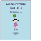 Kindergarten Measurement and Data Resources