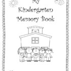 Kindergarten Memories! A Fun End-of-the-Year Project!