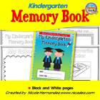 Kindergarten Memory Book {End of School Year}