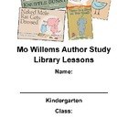 Kindergarten Mo Willems Reading Activities Booklet