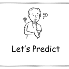 Kindergarten Prediction Lesson & Worksheets