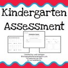 Kindergarten Progress Assessment