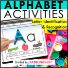 Kindergarten RTI: Letter Recognition &amp; Identification