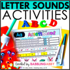 Kindergarten RTI: Letter-Sound Correspondence