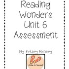 Kindergarten Reading Wonders Unit 6 Assessment