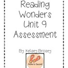 Kindergarten Reading Wonders Unit 9 Assessment