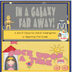 Kindergarten Review: In a Galaxy Far Away/ Once Upon a Time