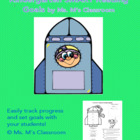 Kindergarten SMART Goal Sheet for Reading
