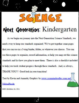 Kindergarten Science Next Generation
