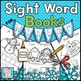 Kindergarten Sight Word Books for Winter--2 Books, 18 pages