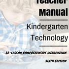 Kindergarten Technology: 32 Lessons Every Kindergartner Can Do