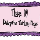 Kindergarten, Theme 10 Literacy By Design Graphic Organizers