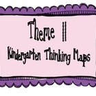 Kindergarten, Theme 11 Literacy By Design Graphic Organizers