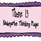 Kindergarten, Theme 13 Literacy By Design Graphic Organizers