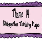 Kindergarten, Theme 14 Literacy By Design Graphic Organizers