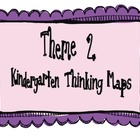 Kindergarten, Theme 2 Literacy By Design Graphic Organizers