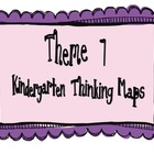Kindergarten, Theme 7 Literacy By Design Graphic Organizers
