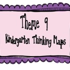 Kindergarten, Theme 9 Literacy By Design Graphic Organizers