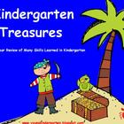 Kindergarten Treasures (Pirate theme)