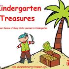 Kindergarten Treasures Printable Games