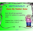 Kindergarten Unit 5 EM Bulk SMARTboard Lessons Part 2 (5.9-5.16)